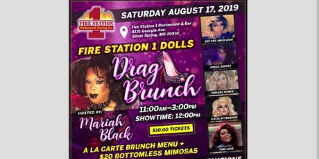 Station 1 Dolls Drag Brunch tickets