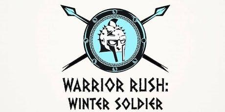 Warrior Rush: Winter Soldier (Chicago 2020) Pre-registration tickets