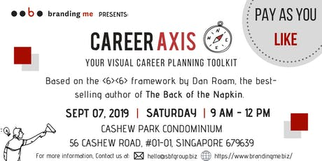 Career Axis™ - Your Visual Career Planning Toolkit tickets