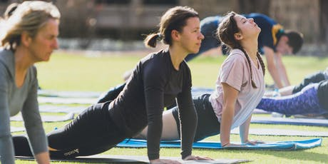 FREE UWA Open Day Yoga on the Grass tickets