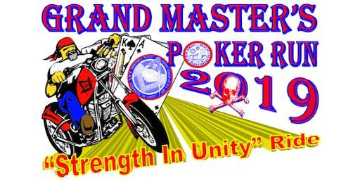 Grand Master's Poker Run 2019