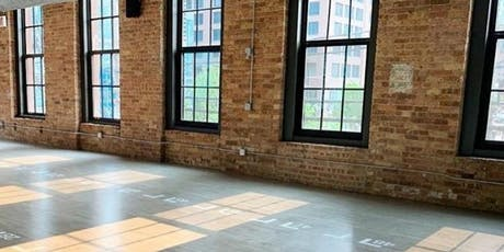 CHICAGO POP-UPS x YOGA2.0: Base Strength Community Workout tickets