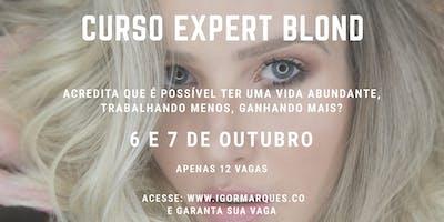 Curso Expert Blond com Igor Marques