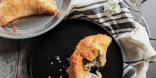 August Pie Baking Class - Savory Hand Pies