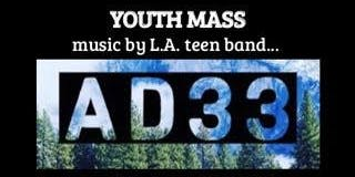MASS FOR YOUTH -- TULARE