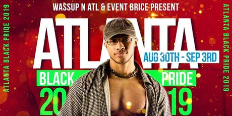 Atlanta Black Pride For Men tickets