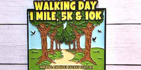 Now Only $10! Walking Day 1 Mile, 5K & 10K - Houston tickets