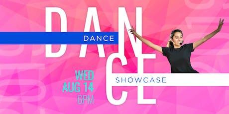 Dance Showcase tickets