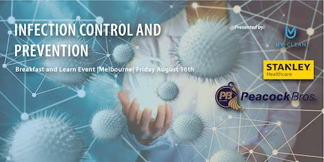Is infection control important to your organisation? tickets