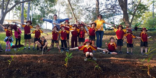 National Tree Day Planting @ Monkland State School