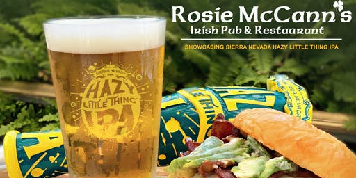Silicon Valley Beer Week at Rosie McCann's