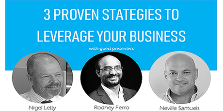 3 Proven Strategies to Leverage your Business tickets