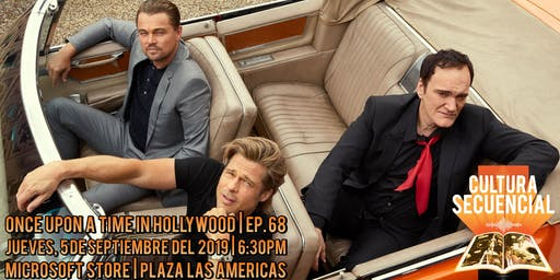 Once Upon A Time A Hollywood | Ep. 68 ¡EN VIVO!