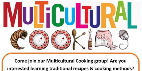 Multicultural Cooking  tickets