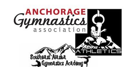 Alaska Men's Gymnastics State Clinic - AGA/Pacific Rim/Juneau tickets