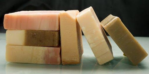 Soap Making Workshop - DIY Series Hosted by Organik Beauty