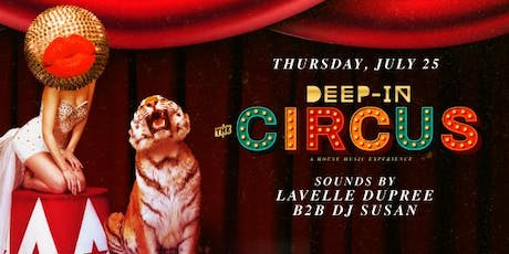 Deep In The Circus tickets