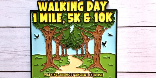 Now Only $10! Walking Day 1 Mile, 5K & 10K - Washington