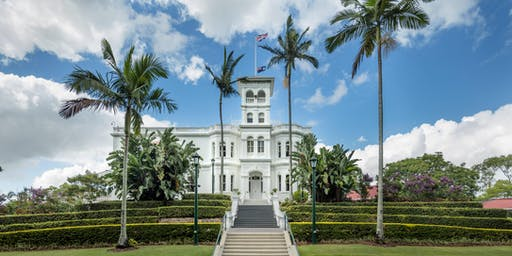 August tour of Government House