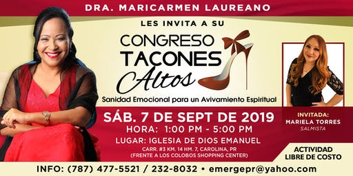 Congreso Tacones Altos