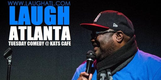 Laugh Atlanta at Kat's Cafe