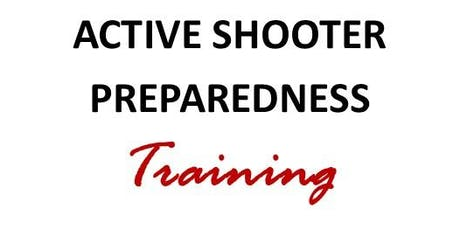 Active Shooter Preparedness tickets