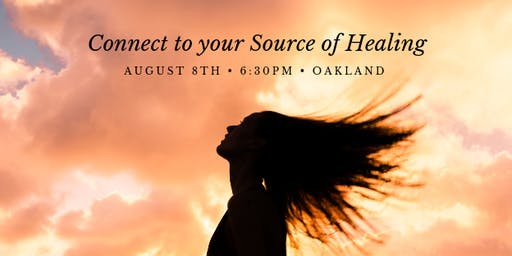 Connect to your Source of Healing