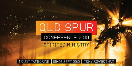 QLD Spur Conference 2019 tickets