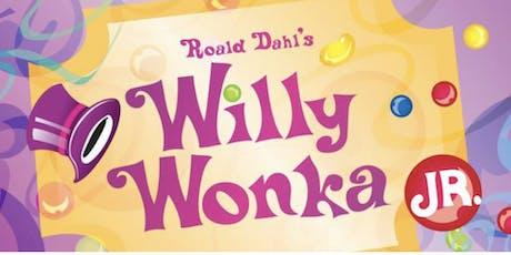 Roald Dahl's Willy Wonka Jr.  tickets