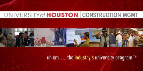 Industrial Construction - UH CM Pre-recruiting Social Fall 2019 - IAB only tickets