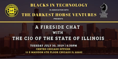 A Fireside Chat with the CIO of the State of Illinois tickets