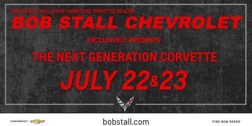San Diego's 2020 Corvette Mobile Tour
