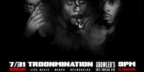 TRDONMINATION tickets