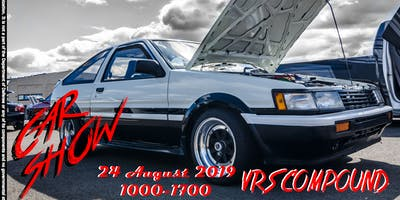 VRS Booster Club Car Show