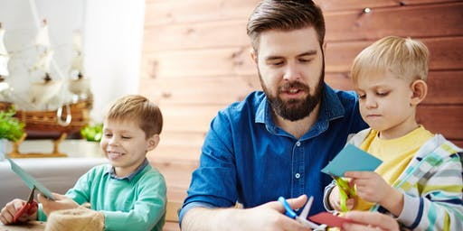 After School Activity: Father's Day Craft (Ages 5-12)