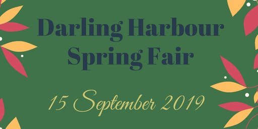 Darling Harbour Spring Fair