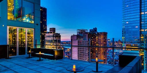 AHEPA Delphi Chapter # 25 - Rooftop Whiskey and Cigar Event - Wednesday September 18th