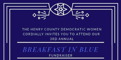 Henry County Democratic Women's Breakfast In Blue w/ U.S. Congressman David Scott