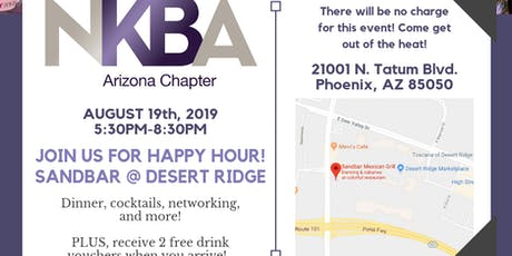 NKBA August Happy Hour  tickets