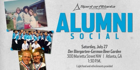 Spirit of Atlanta Alumni Social tickets