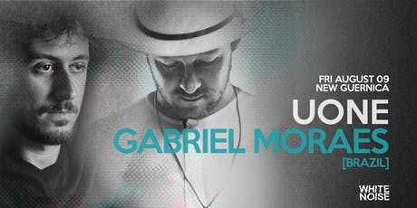 White Noise pres. Gabriel Moraes (Brazil) & Uone tickets