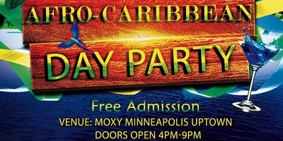 AFRO-CARIBBEAN DAY PARTY