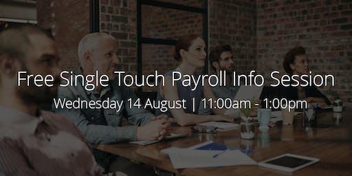 Reckon Single Touch Payroll Info Session - Orange