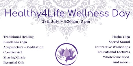 Healthy4Life Wellness Day tickets