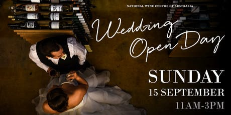 National Wine Centre's Wedding Open Day 2019 tickets