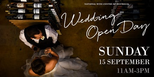 National Wine Centre's Wedding Open Day 2019