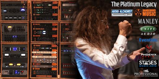Platinum Hit Making Tools with marek stycos & Audio Alchemist™ in Baltimore