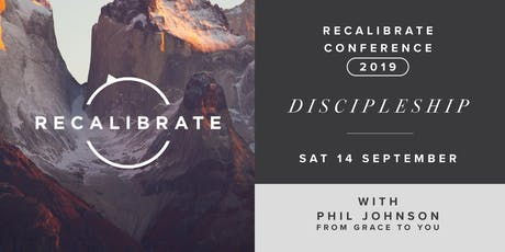 Recalibrate Conference 2019 tickets