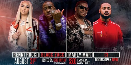 The Labor Day Weekend Takeover tickets