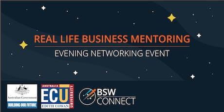 Real Life Business Mentoring - Evening Networking Event tickets